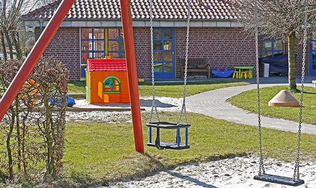 The importance of a kids playground