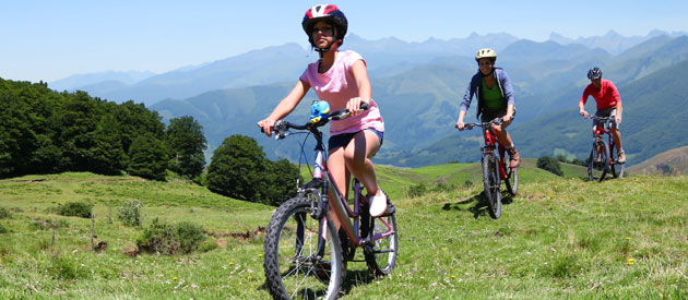 Top tips for taking your child mountain biking