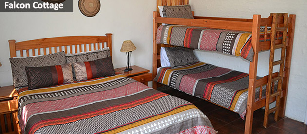 SHUMBA VALLEY GUEST FARM - Accommodation Fouriesburg - Free State