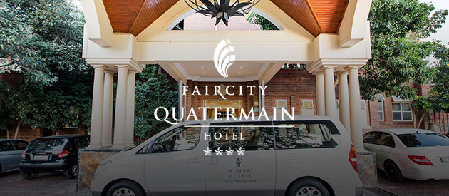 faircity quartermain, sandton, hotel accommodation, country hotel, gym, bar, suites, conference, wedding, function venue, johannesburg