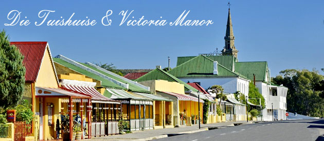 Die Tuishuise and Victoria Manor, Cradock