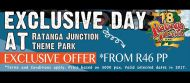 Exclusive Park Hire - Bridgeways at Ratanga Junction